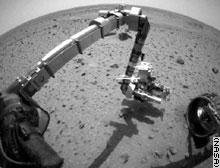 Mars Rover Broken?